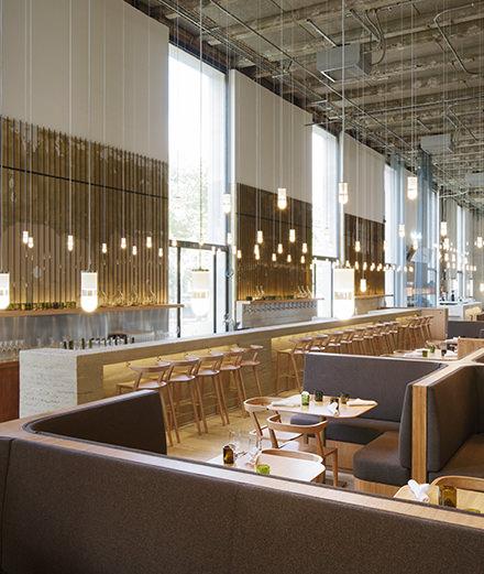 Pourquoi faut-il absolument essayer le nouveau restaurant du Palais de Tokyo?