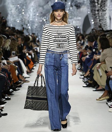 Niki de Saint Phalle inspire Maria Grazia Chiuri pour Dior printemps-été 2018