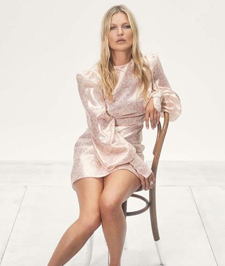 La femme de Nick Cave habille Kate Moss et Keira Knightley