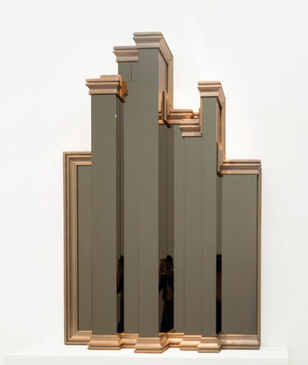 "Designer Mathias Kiss lights up Paris's NextLevel Galerie with ""Ornementation Brutaliste"""