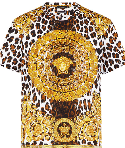 Versace : une collection de tee-shirts en hommage à Gianni
