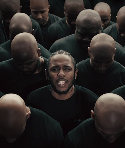 """Humble"" Kendrick Lamar's sensational come-back video"