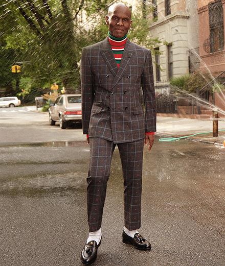 Gucci recrute Dapper Dan dans sa campagne