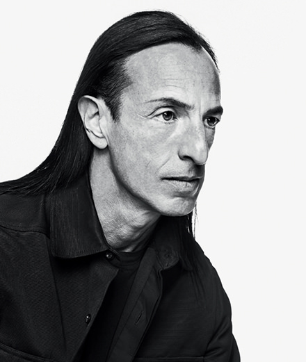 "Rick Owens: ""We all struggle with who we are. We have shame, we have pride, we have self delusion."""
