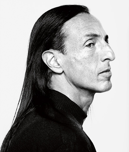 Exclusive interview with <br> fascinating fashion <br> designer Rick Owens