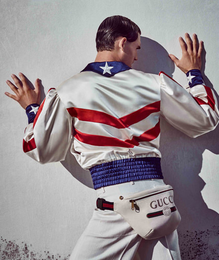"""Numéro Homme : la série mode """"Culture physique"""" par Nathaniel Goldberg"""