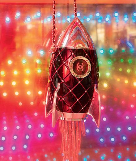 L'objet du jour : le sac fusée de Chanel