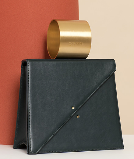 L'objet du jour : le sac Ettore par D'Estrëe