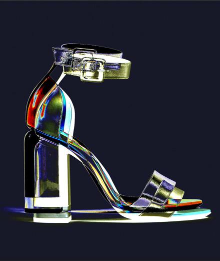 L'objet fétiche de la semaine : la sandale Pierre Hardy