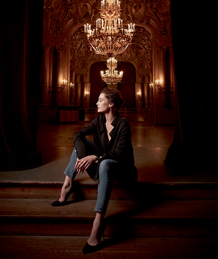 """""""J'ai envie d'être visionnaire,"""" rencontre avec Aurélie Dupont, directrice de l'Opéra de Paris"""