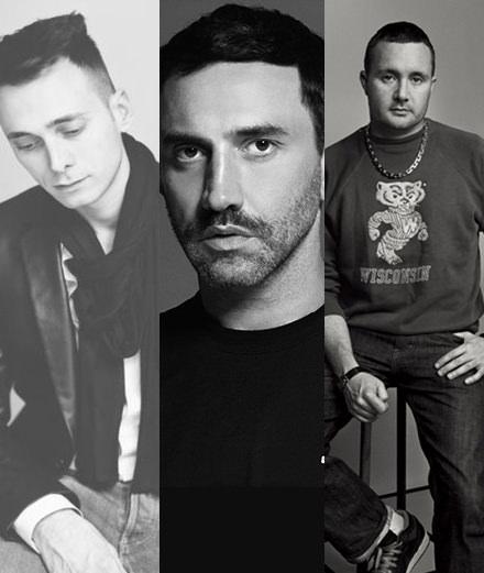 Pourquoi Hedi Slimane, Kim Jones et Riccardo Tisci vont-ils transformer les maisons Céline, Dior Homme et Burberry?