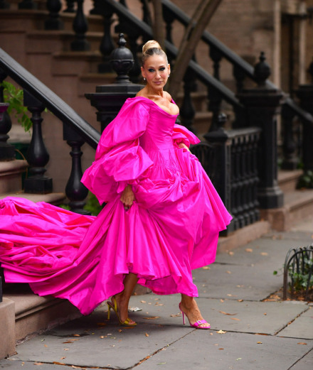 Sarah Jessica Parker in 7 unforgettable outfits