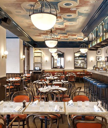 5 restaurants parisiens à découvrir