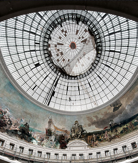 Paris vue par Tadao Ando