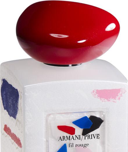 Le nouveau parfum à l'iris de Giorgio Armani