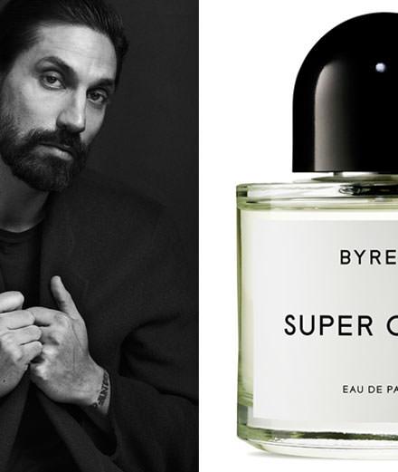 Le cèdre selon Byredo