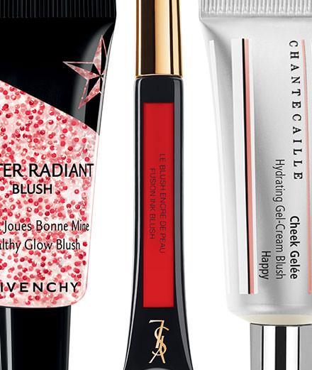 Les blushs fondants de Givenchy, d'Yves Saint Laurent et de Chantecaille
