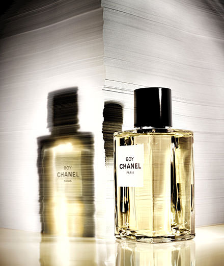 Boy Chanel, le nouveau parfum Exclusif de Chanel