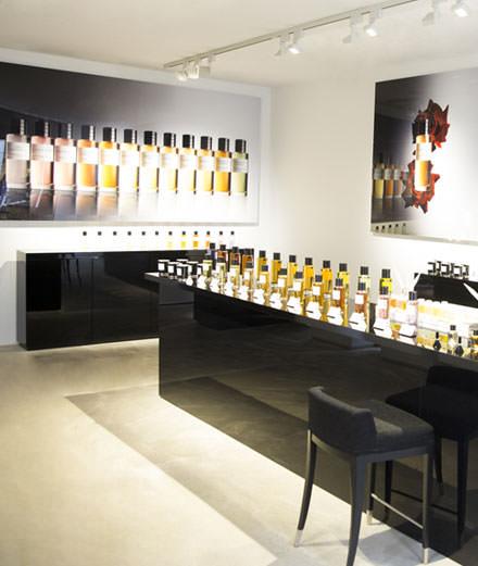 The ephemeral setting for Dior perfumes