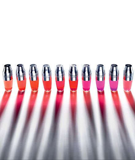 Lancôme's colored infusion lip balm