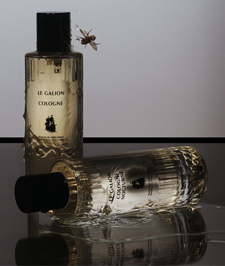 Le Galion's delicious cologne