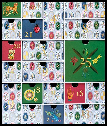 Les plus beaux calendriers de l'Avent parfumés signés Diptyque, Jo Malone London et Bastide
