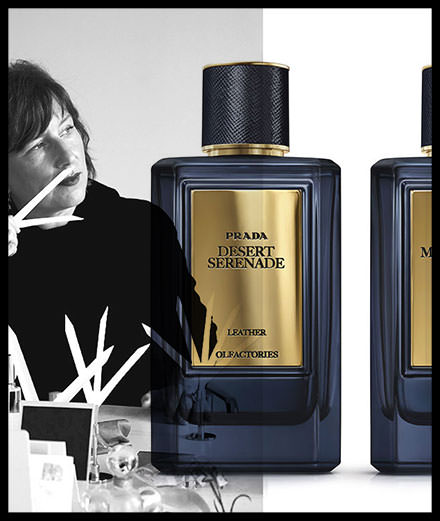 Mirages, la collection de parfums unisexes de Prada s'agrandit