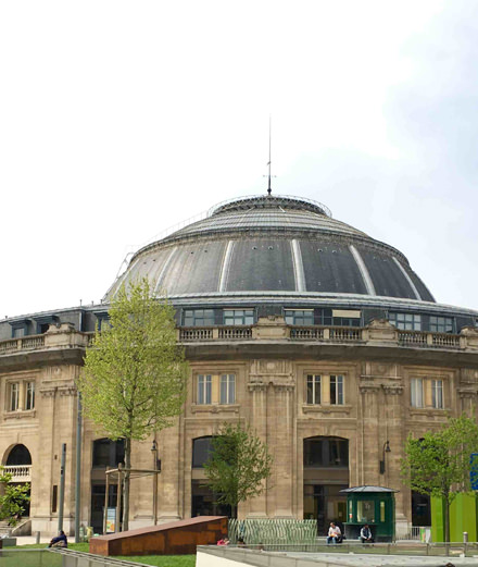 François Pinault announced the opening of a museum at the Board of Trade of Paris