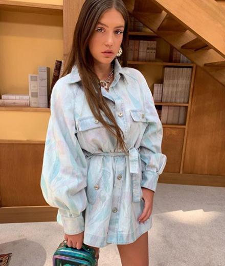 Adèle Exarchopoulos en 9 looks sophistiqués sur Instagram