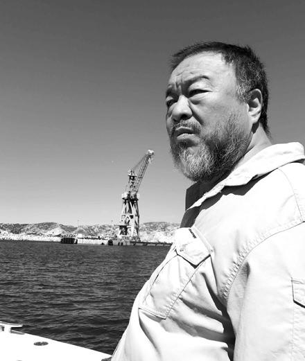 L'exposition d'Ai Weiwei à Marseille en 5 chiffres clés