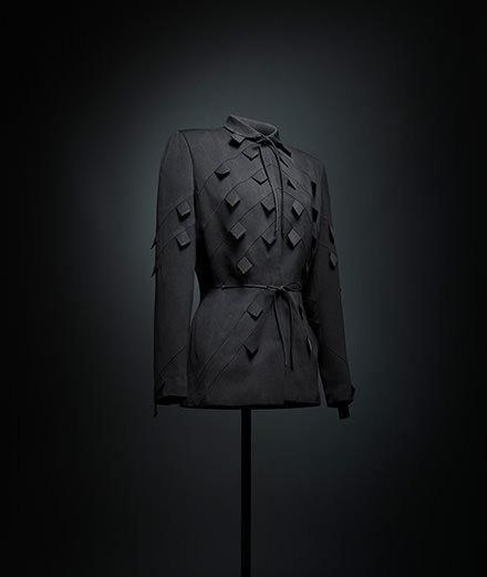 L'art du tailleur selon Azzedine Alaïa et Gilbert Adrian