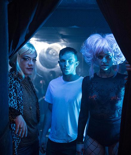 """""""Beat"""", la nouvelle série berlinoise sur les clubs underground glauques"""