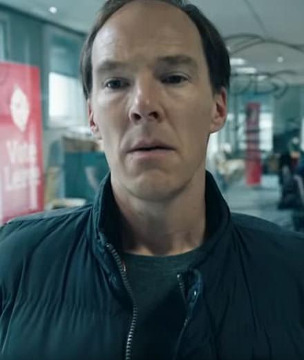 """Benedict Cumberbatch hacke le système politique dans """"Brexit"""""""