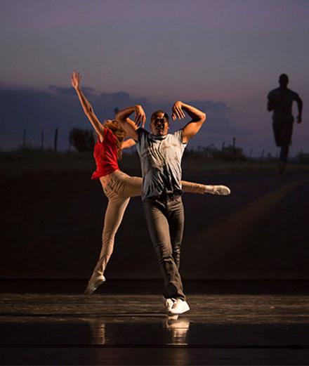 Benjamin Millepied présente son nouveau ballet en première mondiale à Paris