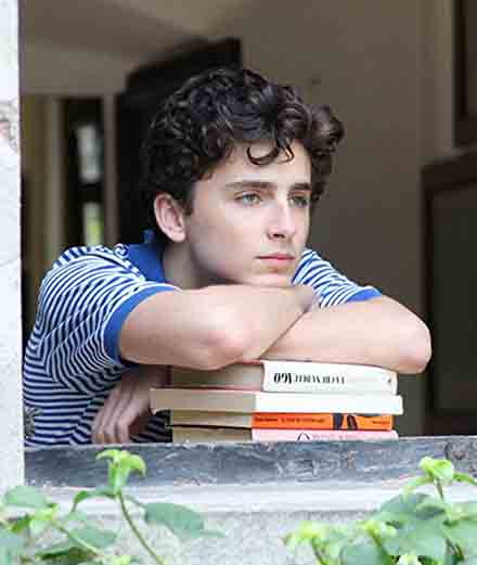 """Call Me by Your Name"" : une suite en préparation"