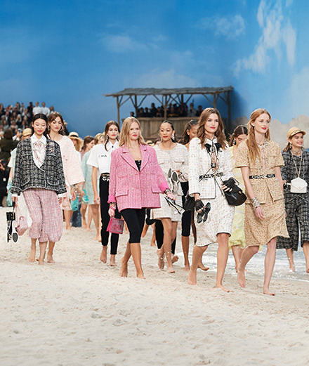 Chanel Spring-Summer 2019 fashion show