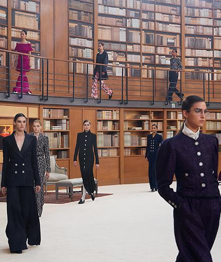 Le défilé Chanel haute couture automne-hiver 2019-2020