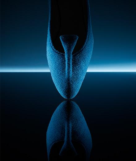 Les créations du chausseur Roger Vivier pour Dior célébrées dans un beau livre