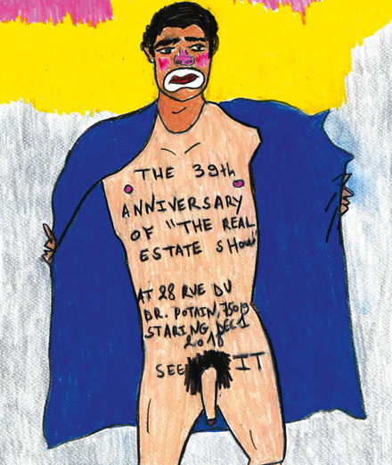 Le jour où 35 artistes prirent d'assaut un immeuble inoccupé