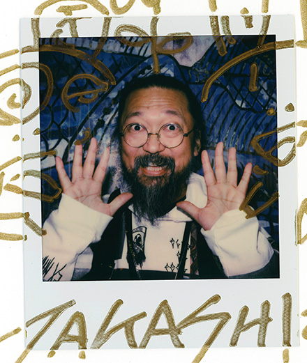"""Takashi Murakami : """"Pour dessiner ces pénis hypertrophiés, il faut être impuissant. L'imagination prend le relais."""""""