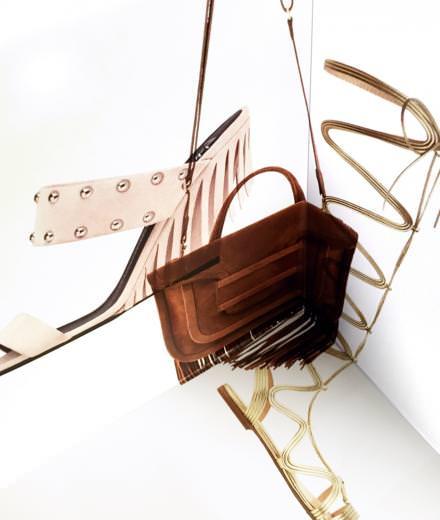 La sélection estivale d'accessoires : Gianvito Rossi, Pierre Hardy et Giuseppe Zanotti Design