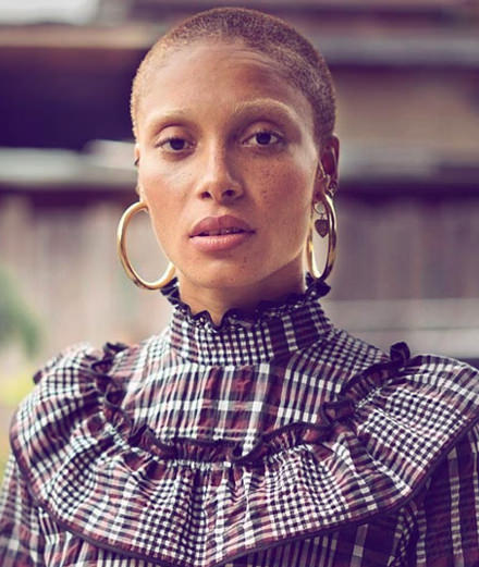 Who is the activist model Adwoa Aboah?