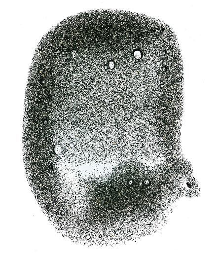 """""""La peau douce"""", les gommages corps photographiés par Guido Mocafico"""