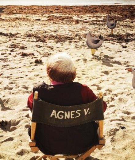 Agnès Varda renaît avec un court-métrage inédit