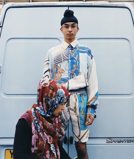 Photo : une année dans la communauté punjabie londonienne