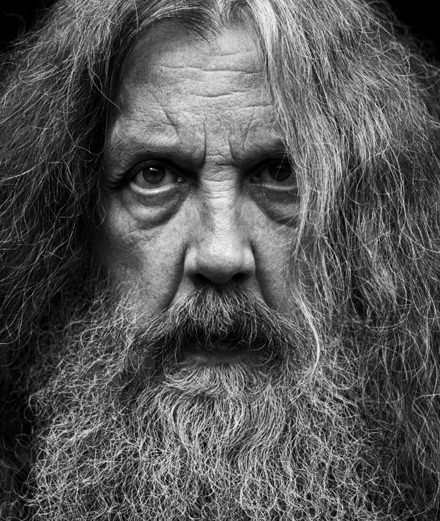 Who is Alan Moore, writer of Watchmen and V for Vendetta?
