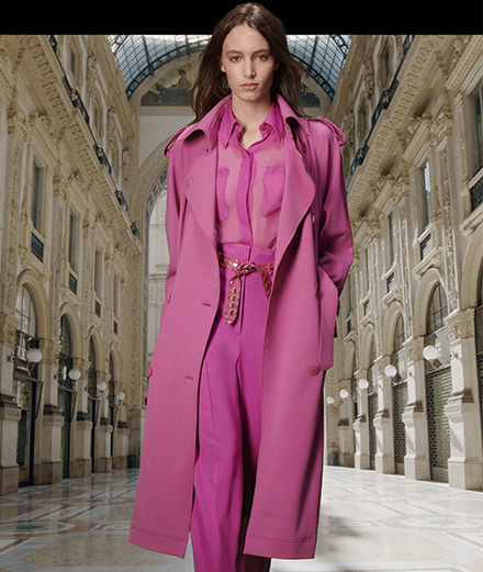 Alberta Ferretti pays tribute to Italy with its Resort 2021 collection