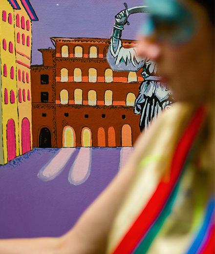 Gucci Garden, l'incontournable musée de Florence, s'enrichit de nouvelles expositions pour le Pitti Uomo