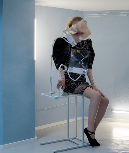 """Chorégraphie"", a fashion story by Alexandra Von Fuerst"