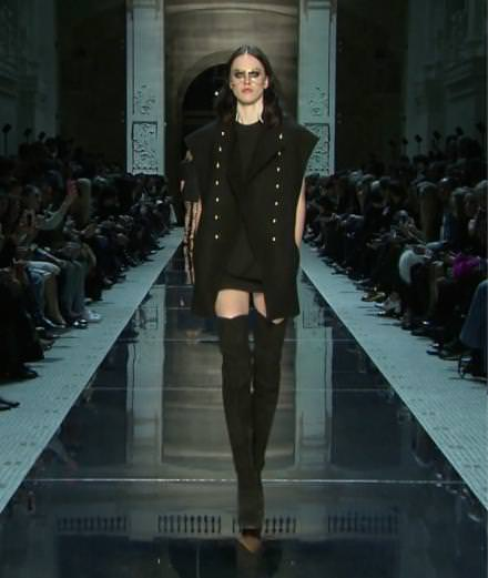 Alexandre Vauthier haute couture spring-summer 2016 fashion show's video